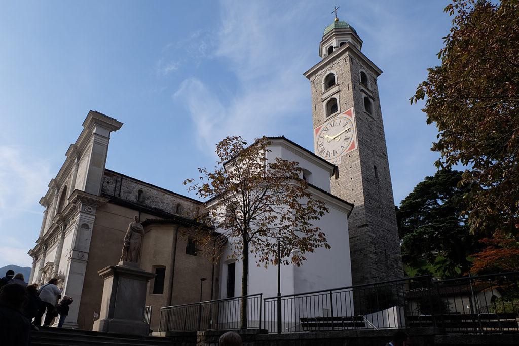 собор св. Лоренцо в Лугано
