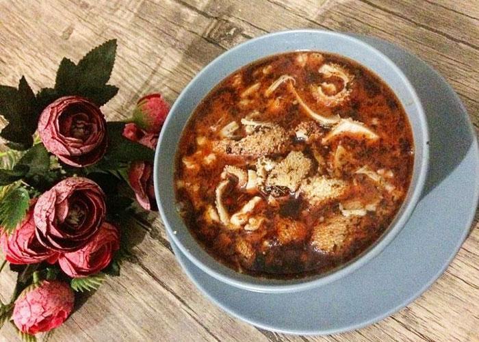 суп в Турции нужно попробовать