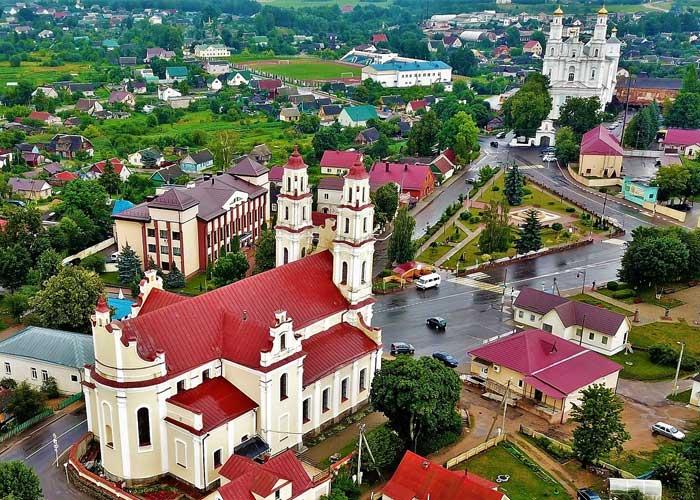путешествие для всей семьи по Беларуси