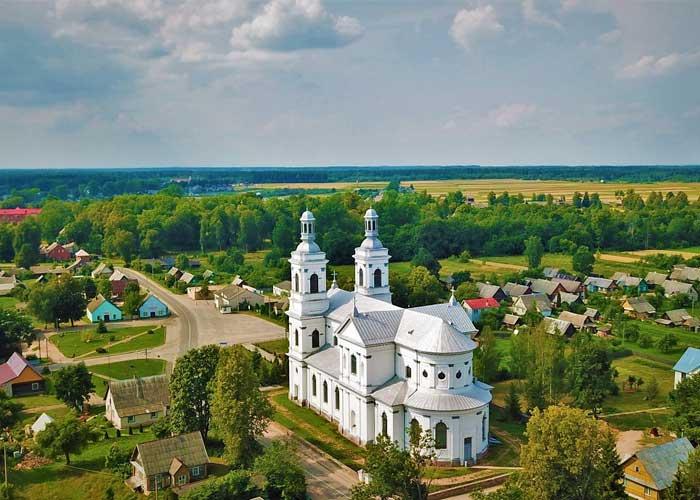 Поездка на выходные по Беларуси