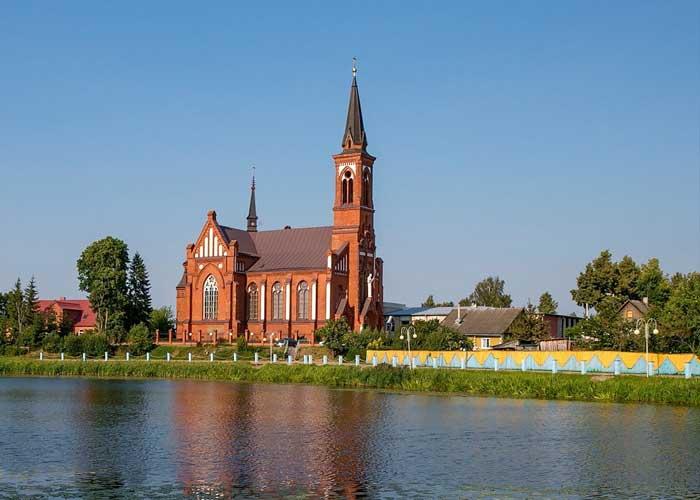 архитектура Беларуси