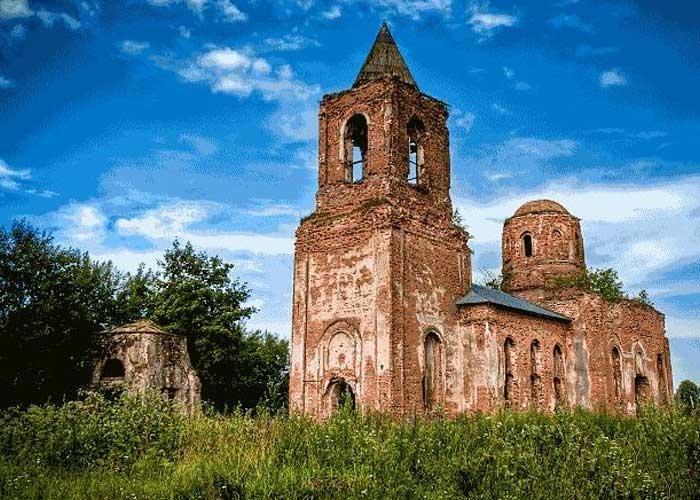 храмы и замки Беларуси