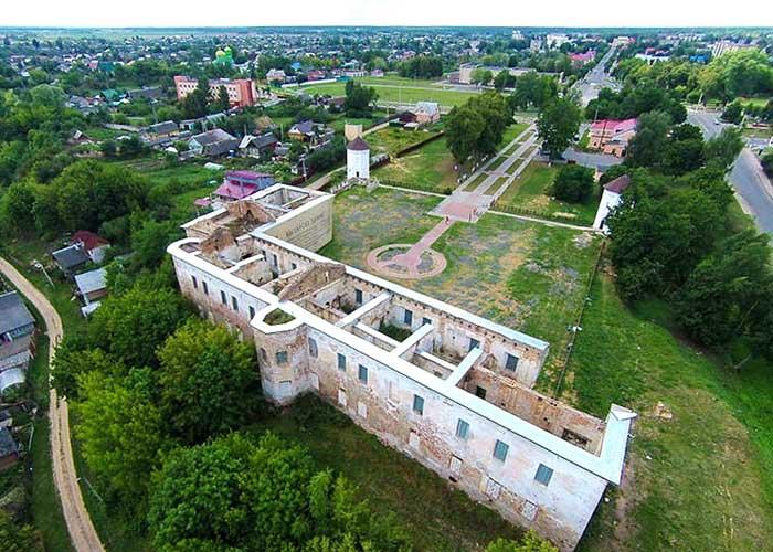 Замки Беларуси Быхов