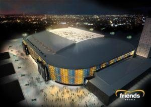 friends arena стокгольм