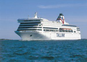 путешествие паромом по Прибалтике