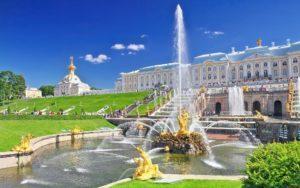 тур в Петергоф из Минска