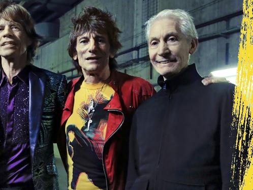 Rolling Stones tour 2017