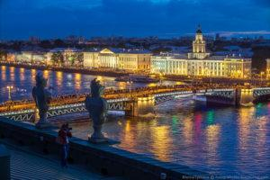 Ночной Питер тур из Минска