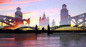 тур белые ночи Санкт-Петербурга