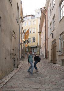 Автобусный тур в Таллин