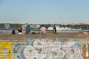 Таллин море тур
