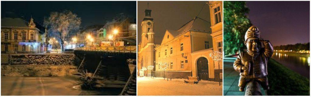 Новогодний тур в Ужгород
