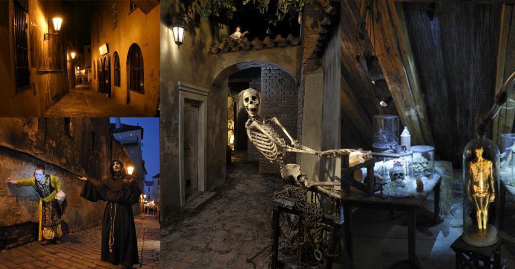 экскурсия Мистическая Прага
