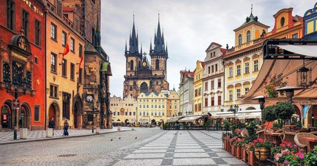 тур в Прагу из Минска