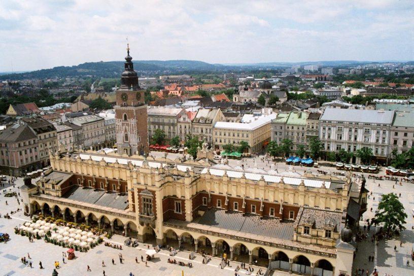 Польша Краков автобусный тур
