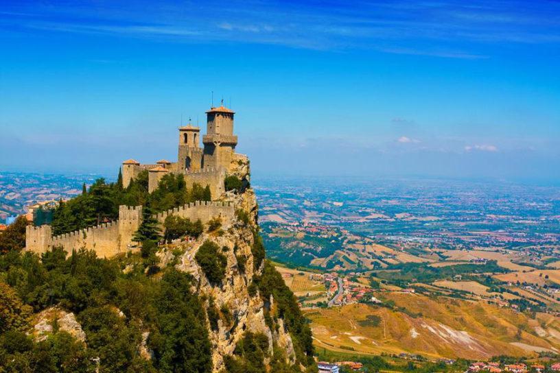 автобусный тур в Италию и Австрию