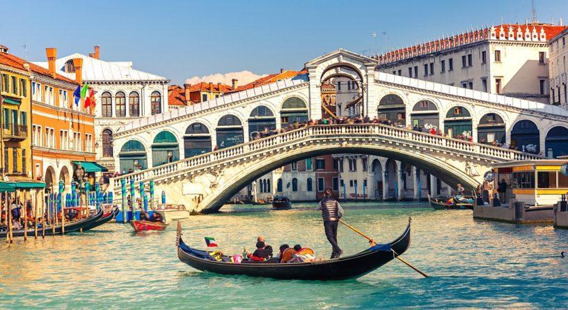 автобусный тур в Италию Венеция
